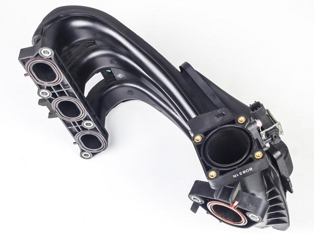 Коллектор впускной с вакуумным клапаном 2WD АКПП (отличное состояние) (Б/У) для NISSAN LATIO