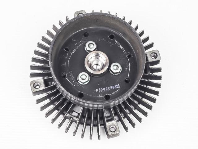 Вискомуфта вентилятора охлаждения в сборе 2WD АКПП  058121350_BU