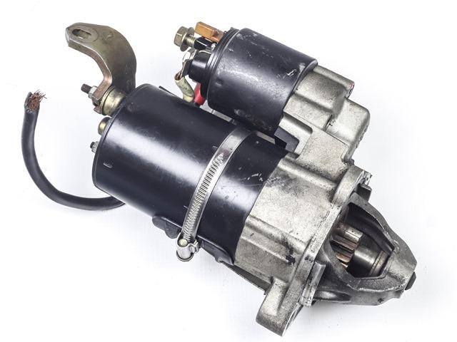 Стартер 12V 1.1 кВт для а/м 2WD АКПП  06B911023_BU