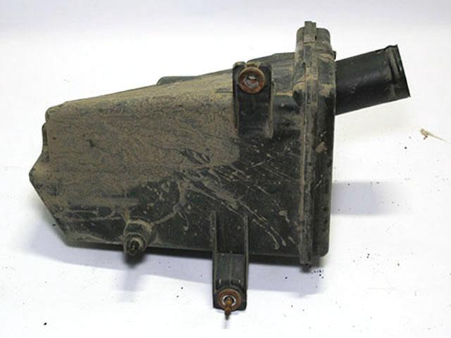 Корпус фильтра воздушного с резонатором (дефект) (Б/У) для NISSAN PRIMERA III P12 2002-2008