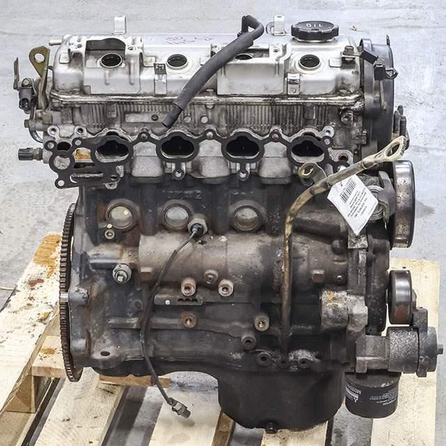 Двигатель (мотор) 2.0 4G63 DX0359, без навесного, 70000 км. 2WD АКПП (Б/У) для MITSUBISHI OUTLANDER / AIRTREK OUTLANDER CU 2003-2007 / AIRTREK