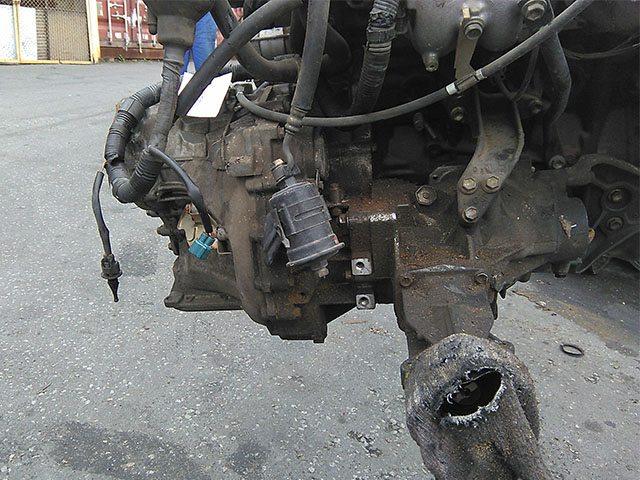 Коробка АКПП 4WD (Б/У) для TOYOTA CALDINA T210 1997-2002