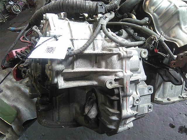 Коробка АКПП 2WD (Б/У) для TOYOTA SIENTA NCP80 2003-2015