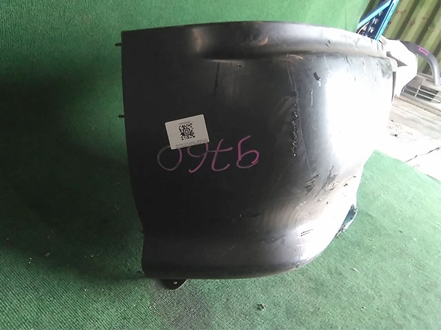 Бампер задний зеленый (Б/У) для TOYOTA MARK II X90 1992-1996