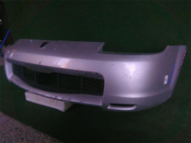 Бампер передний серый (сколы, царапины) (Б/У) для TOYOTA MR-S W30 1999-2002