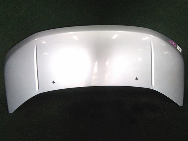 Капот серый в сборе с шумоизоляцией (Б/У) для MITSUBISHI DELICA D:5 V CV 2007-н.в.
