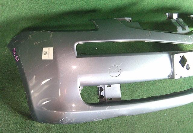 Бампер передний серый (Б/У) для TOYOTA RACTIS P100 2005-2007