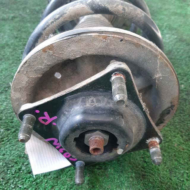 Амортизатор подвески передний правый в сборе 4WD (Б/У) для MAZDA TRIBUTE