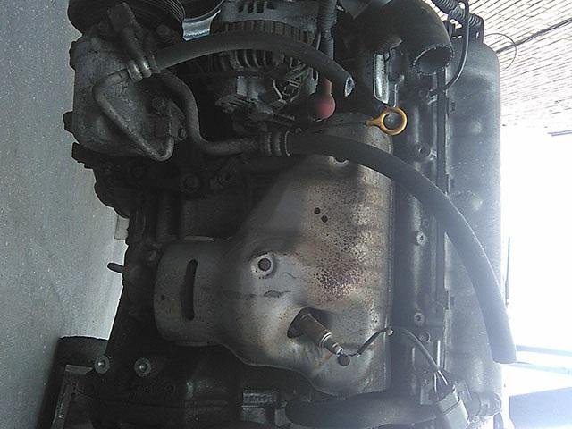 Двигатель (мотор) 1.8 SR18DE KB9634, со стартером, 50000 км. 2WD АКПП в сборе (Б/У) для NISSAN PRIMERA II P11 1995-2002
