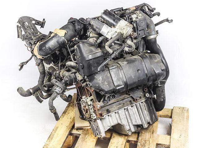 Двигатель (мотор) 1.4 BLG с навесным 034016 2007 г. 77000 км. 2WD АКПП в сборе  03C100091NX_BU