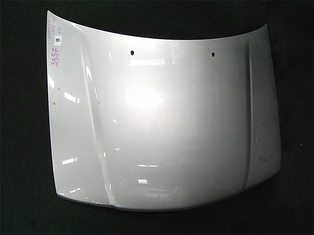 Капот серый (дефект скол, потертости) (Б/У) для NISSAN SUNNY B15 1998-2004