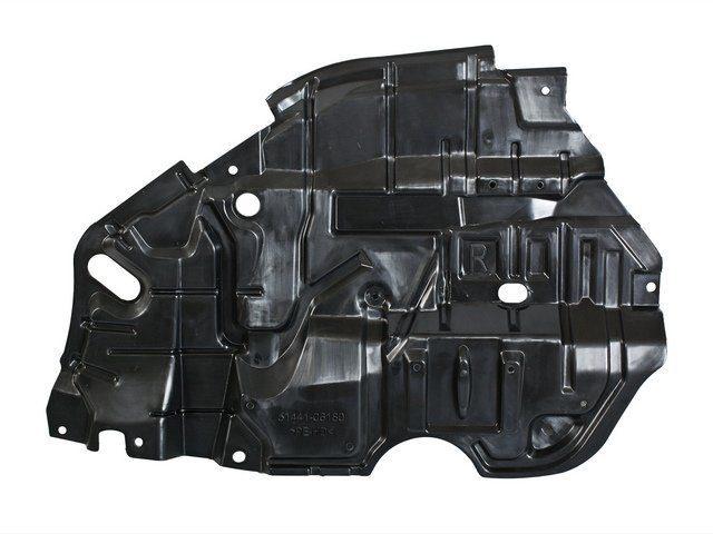 Пыльник моторного отсека правый Уценка 30% (скол угла) (уценка) для TOYOTA CAMRY XV50 2012-2015