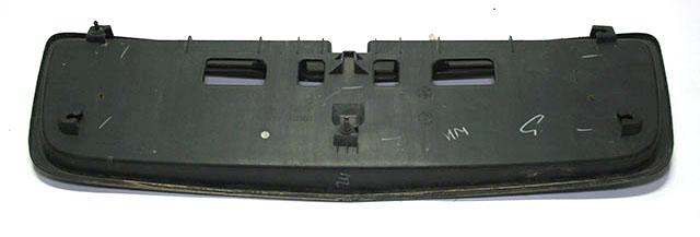 Панель крышки багажника под номер (Б/У) для NISSAN PRIMERA III P12 2002-2008