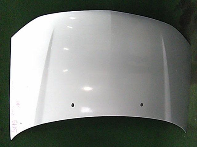 Капот серый в сборе с шумоизоляцией  F5100WF1MM_1BU