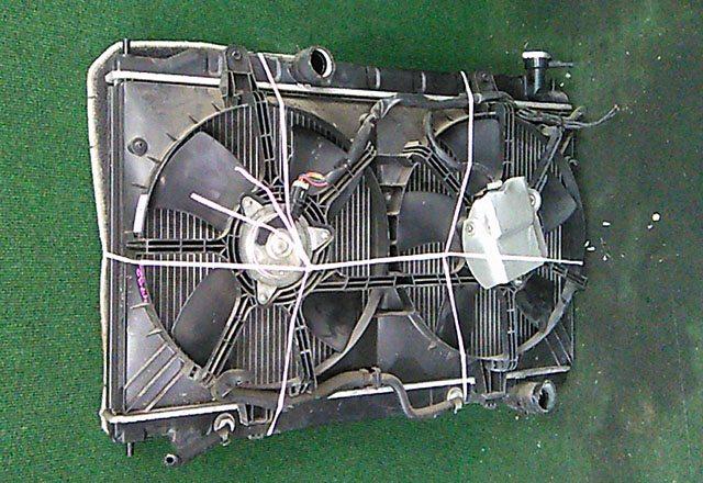 Радиатор охлаждения в сборе с диффузором и моторчиками (Б/У) для NISSAN TEANA J32 2008-2011
