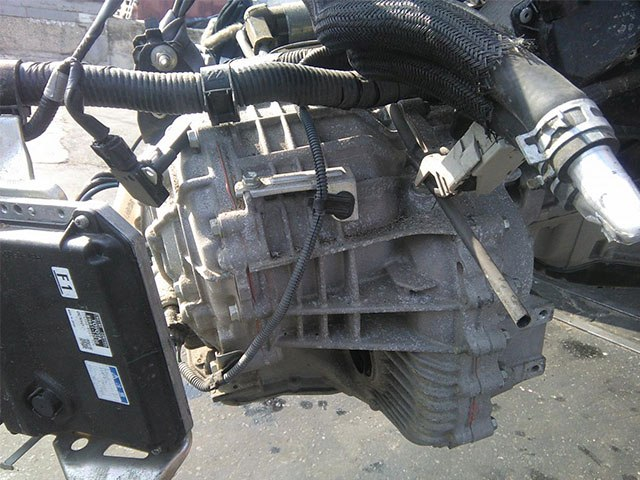 Коробка АКПП вариатор CVT 2WD (Б/У) для TOYOTA BLADE E150 2006-2009