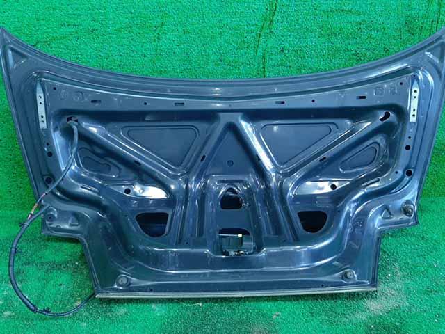 Крышка багажника серая в сборе с замком (Б/У) для NISSAN BLUEBIRD XI U14 1996-2001
