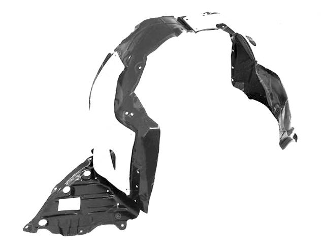 Подкрылок передний правый для NISSAN MURANO Z52 2016-н.в.