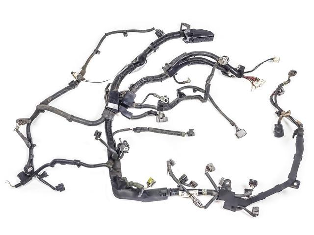 Электропроводка двигателя (коса) основная АКПП (Б/У) для TOYOTA CAMRY XV50 2012-2015