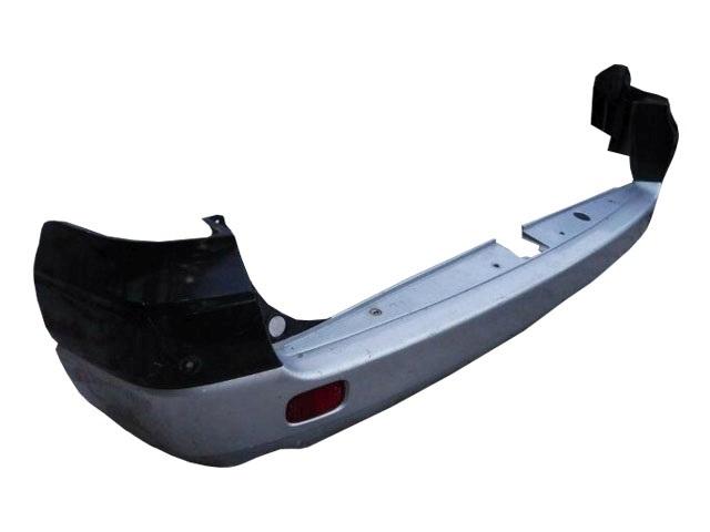 Бампер задний серый с катафотами и парктроником (Б/У) для TOYOTA NOAH / VOXY NOAH LITE / TOWNACE R40 / R50 1996-2008