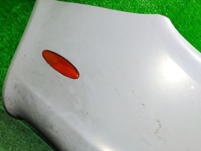 Бампер задний белый с катафотами (Б/У) для TOYOTA SOARER Z40 2001-2005