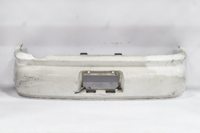 Бампер задний белый (Б/У) для TOYOTA MARK II X90 1992-1996