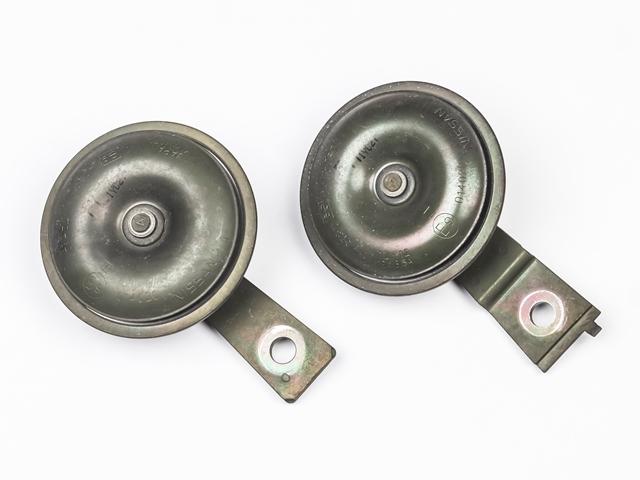 Сигнал звуковой левый комплект (хорошее состояние) (Б/У) для NISSAN PRIMERA III P12 2002-2008
