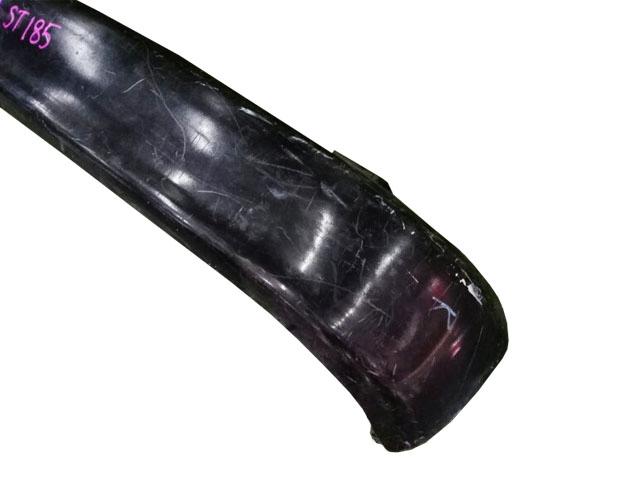 Бампер задний черный (Б/У) для TOYOTA CELICA T180 1989-1993