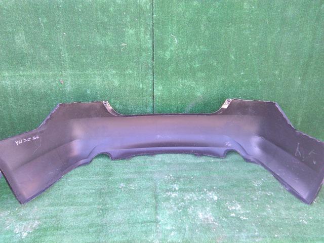 Бампер задний черный (царапины) (Б/У) для NISSAN FUGA II Y51 2009-2020