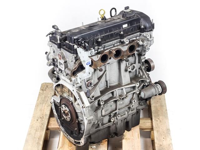Двигатель (мотор) 2.5 L5-VE 10333206 без навесного 64000 км 2009 г. 2WD МКПП в сборе  L51002300A_BU