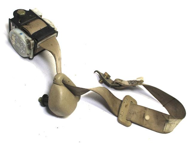 Ремень безопасности правый 3-го ряда сидений (Б/У) для MAZDA MPV LW 1999-2006