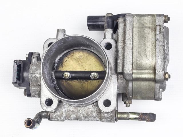 Заслонка дроссельная 4WD АКПП (хорошее состояние)  MN153349_1BU
