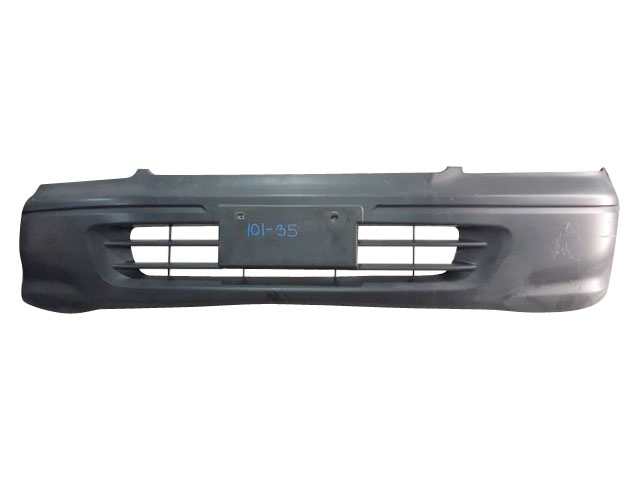 Бампер передний черный (Б/У) для MITSUBISHI LANCER CEDIA RHD CS 2000-2009