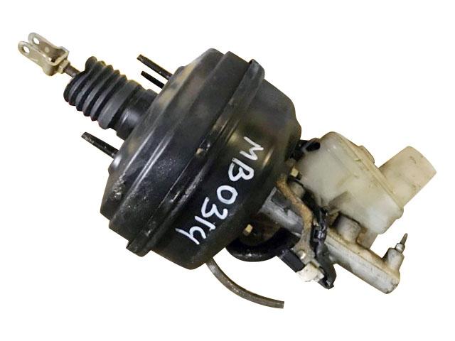 Цилиндр тормозной главный в сборе с вакуумным усилителем (Б/У) для TOYOTA VISTA V50 1998-2003