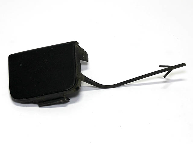 Заглушка буксировочного крюка бампера переднего для SKODA SUPERB II 3T 2008-2015