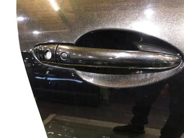 Дверь передняя правая черная в сборе (Б/У) для MAZDA ATENZA GH 2008-2012