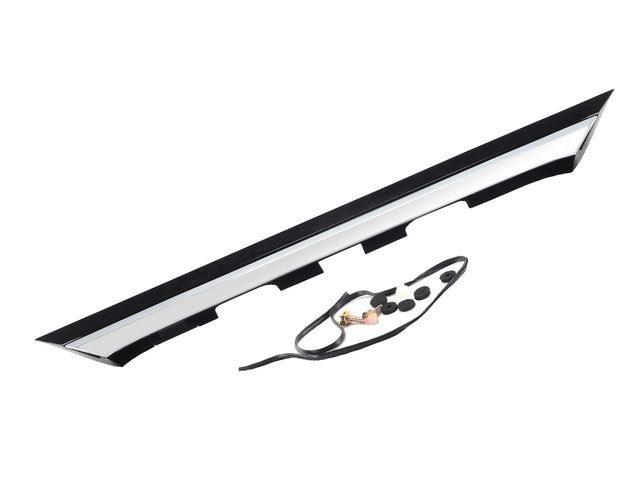 Молдинг крышки багажника Уценка 20% (потертости на хроме, царапины) (уценка) для TOYOTA COROLLA E170 / E180 2016-2019