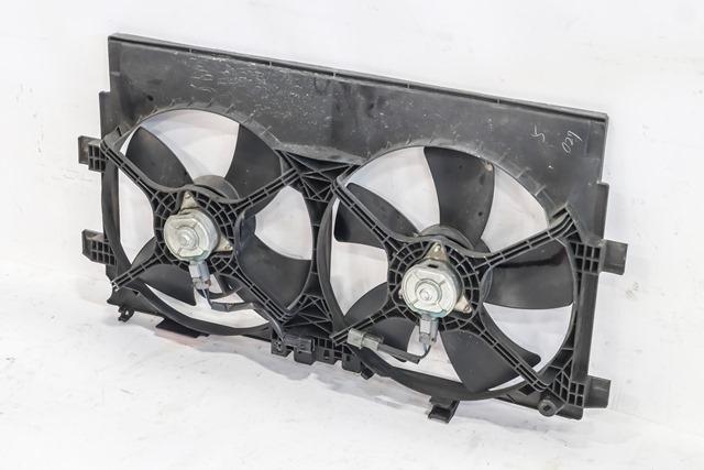 Диффузор радиатора охлаждения в сборе с моторами  1355A087_2BU
