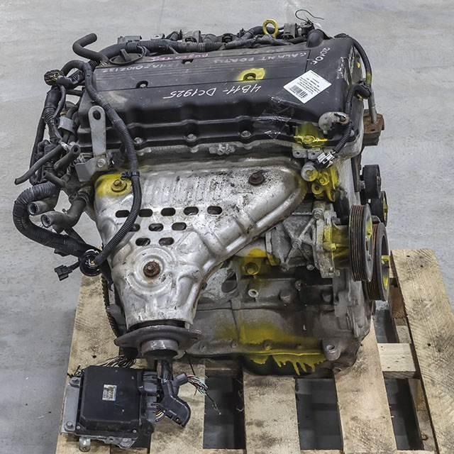 Двигатель (мотор) 2.0 4B11 без навесного 2010 г. 80000 км. 4WD в сборе (Б/У) для MITSUBISHI LANCER X