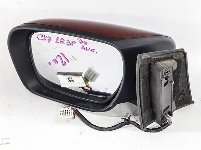 Зеркало заднего вида (боковое) левое электро, 12 контактов, с повторителем поворота и камерой (Б/У) для MAZDA CX-7