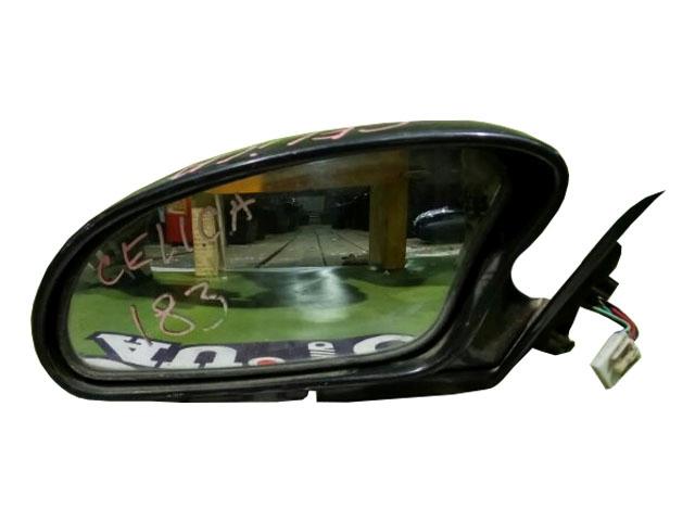 Зеркало заднего вида (боковое) левое электро, 7 контактов (Б/У) для TOYOTA CELICA T180 1989-1993