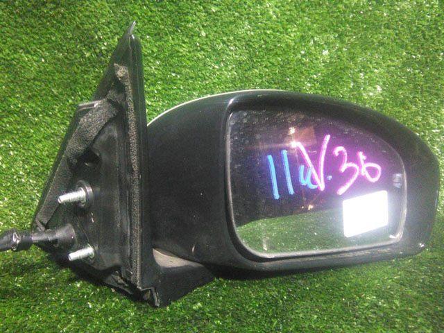 Зеркало заднего вида (боковое) правое электро, 11 контактов (Б/У) для NISSAN SKYLINE V36 2006-2014