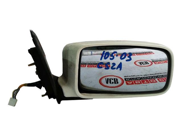 Зеркало заднего вида (боковое) правое электро, 7 контактов (Б/У) для MITSUBISHI LANCER IX