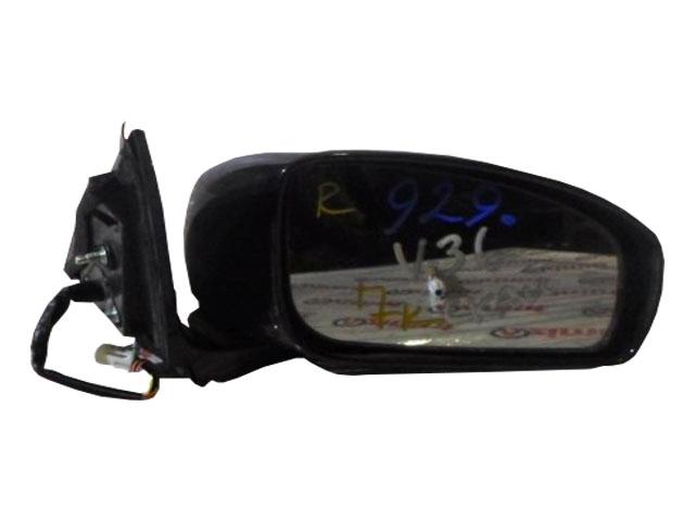 Зеркало заднего вида (боковое) правое электро, 7 контактов (Б/У) для NISSAN FUGA I Y50 2004-2009