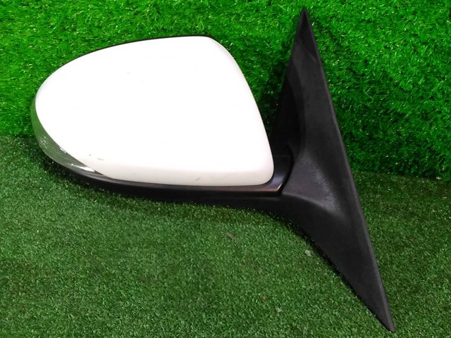 Зеркало заднего вида (боковое) правое электро, 8 контактов, с повторителем поворота (Б/У) для MAZDA ATENZA GH 2008-2012