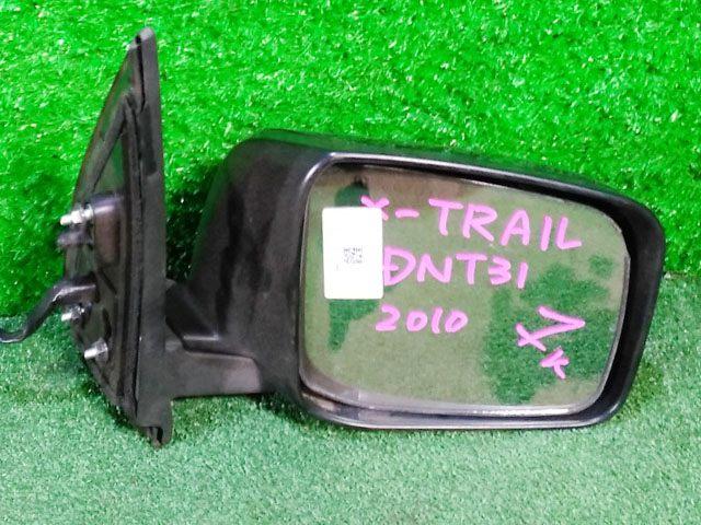 Зеркало заднего вида (боковое) правое электро, 7 контактов (Б/У) для NISSAN X-TRAIL T31 2007-2015