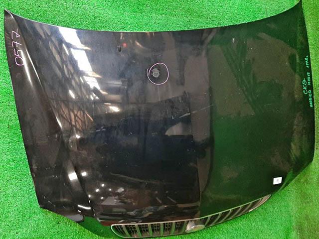 Капот черный в сборе с шумоизоляцией, решетка радиатора (дефект лкп) (Б/У) для LEXUS RX I 300 XU10 1998-2003