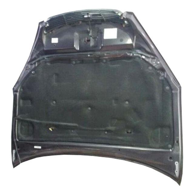 Капот фиолетовый в сборе с шумоизоляцией, с решеткой радиатора  5330133100_BU