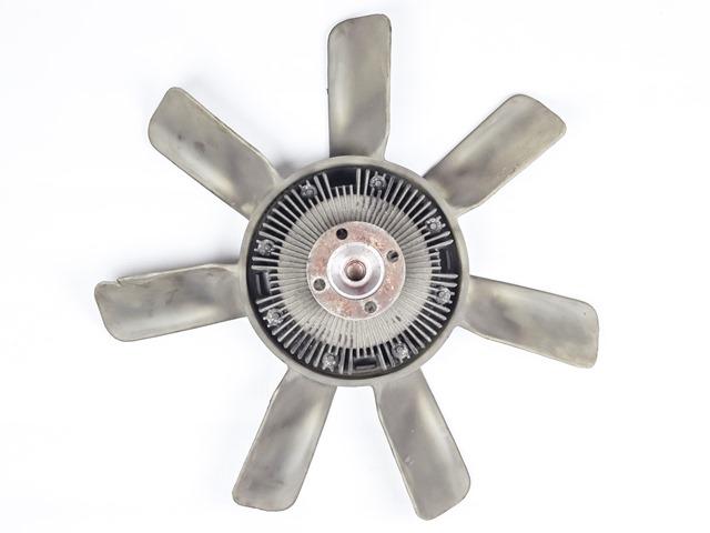 Крыльчатка вентилятора радиатора охлаждения с вискомуфтой МКПП (Б/У) для TOYOTA DYNA VI U100 / U200 1995-2002