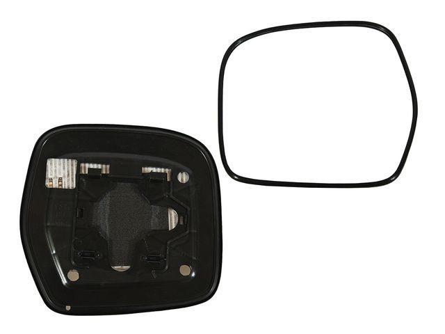 Стекло бокового зеркала левого с подогревом Уценка 30% (трещина) (уценка) для TOYOTA LAND CRUISER 100 / LEXUS LX 470 1998-2007